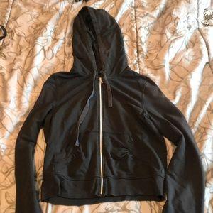 Express zip-up hoodie